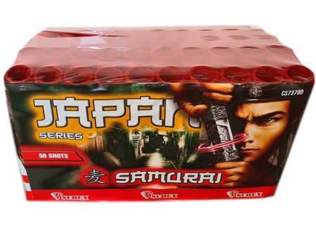 "Samurai - Japan Series - CS7379D - 50 strzałów 1.2"""