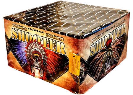 """Schooter TXB111 - 100 strzałów 1"""""""