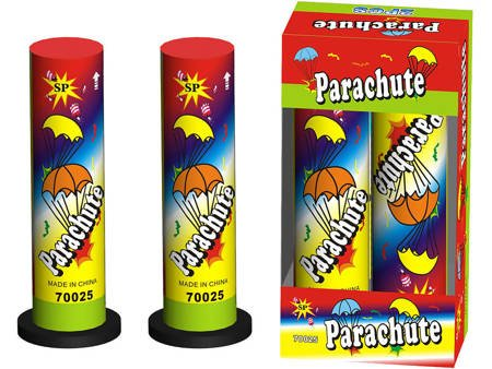 Single shots Parachute 70025 - 2 sztuki