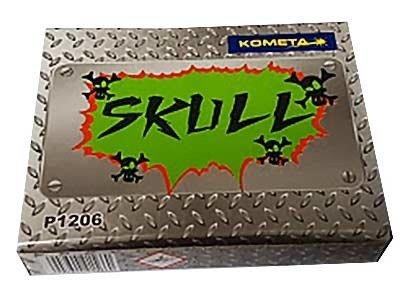 Skull P1206 - 20 sztuk