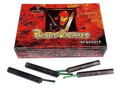 Small Pirates Caraibes SFA0201F - 60 sztuk