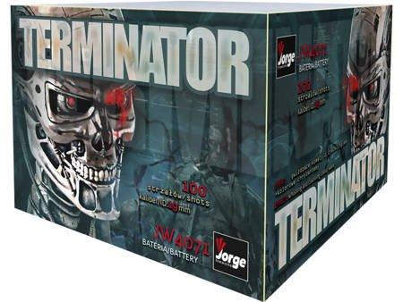 """Terminator JW4071-2F - 100 strzałów 0.8"""""""