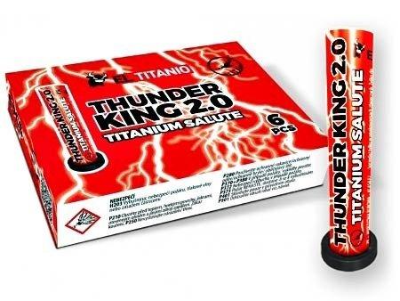 Thunder King 2.0 TK22 - 6 sztuk