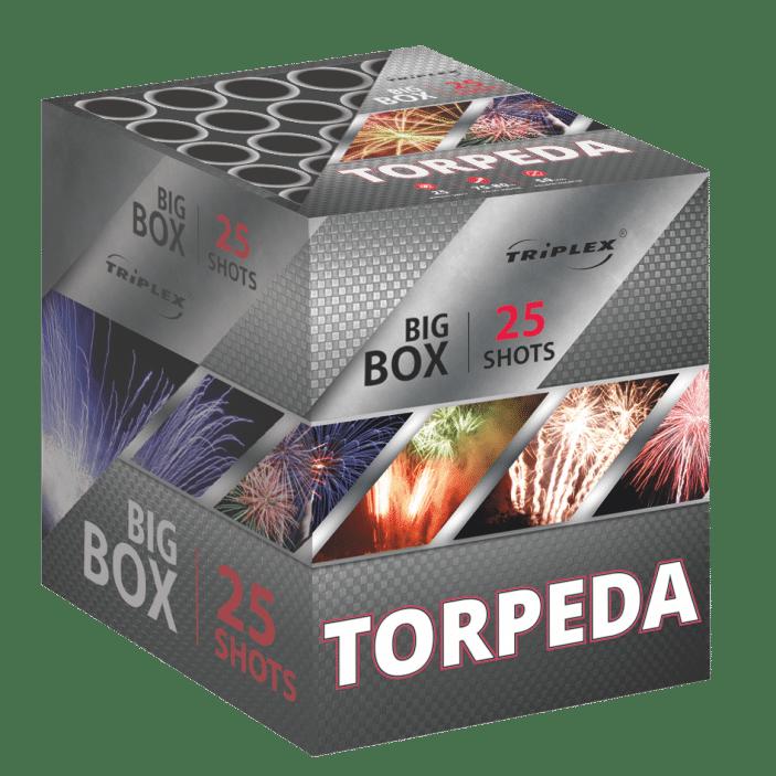 """Torpedo TXB261 - 25 strzałów 2"""""""