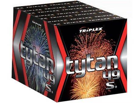 """Tytan / Crackling Willow TXB476 - 49 strzałów 1.2"""""""