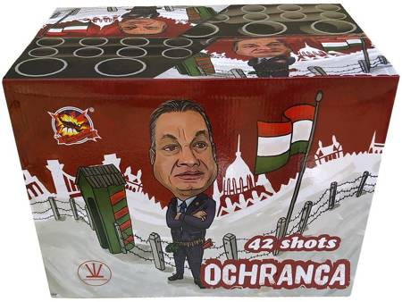 """Viktor Orbán OCHRANCA CLE4122 - 42 strzały 1.2""""/2"""""""