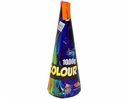 Wulkan kolorowy F1000C