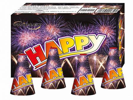 Wulkaniki Happy TXF659 - 4 sztuki