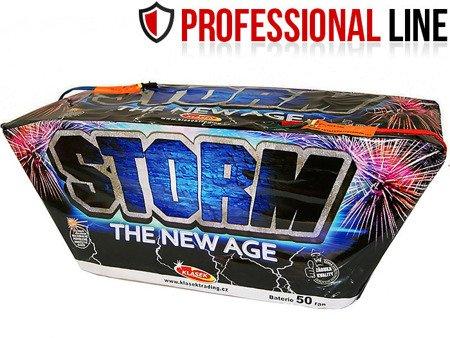 """Wyrzutnia Storm New Age CX503X49 - 50 strzałów 1.2"""""""