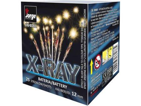 """X-Ray JW4081 - 25 strzałów 0.5"""""""
